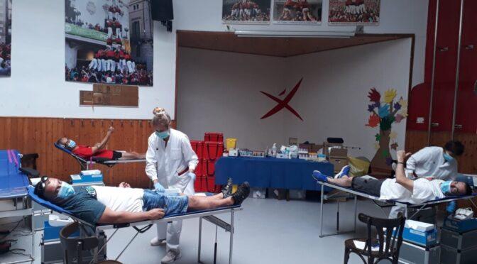 Donació de Sang a Cal Noi-Noi